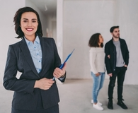 Learning home-buying tips from real estate experts