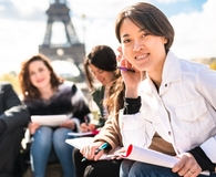 Students making money while studying abroad