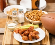 Making scrumptious super bowl party food ideas