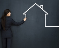 Woman facing gender gap in mortgage lending