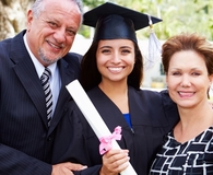 Parents cosigning on their daughter's student loan