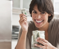 Woman coming up with $1,000 in 30 days