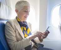 Woman making costly flight booking mistakes all the time