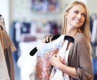 Woman learning what she needs to know about sample sales