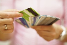 Woman learning how unused credit cards may be costing her