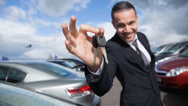 Used Car Salesman Tricks