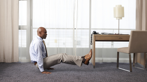 7 Simple Workouts You Can Do Even At Work