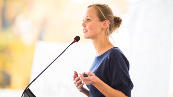 How to Make Public Speaking Less Terrifying