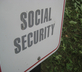 social security sign