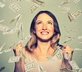 Woman handling sudden wealth without going broke