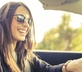 Woman learning ways life is wonderful as a good driver