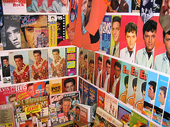 Elvis records