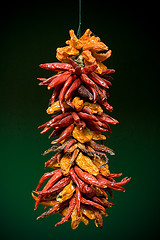 Dried Chili Garland