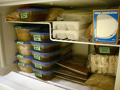 Small Freezer Storage