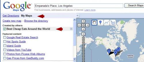 How To Add Or Edit Locations In A Shared Google Map