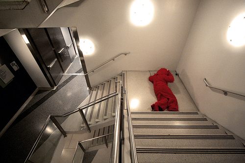 Elmo tasered