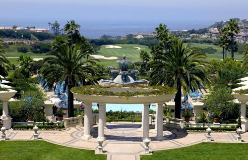 st regis golf far view
