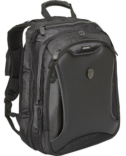 The Mobile Edge Alienware Orion M18x Scanfast Backpack Is A Great Checkpoint Friendly Bag That Can Fit Laptops Up To 18 4 Inches