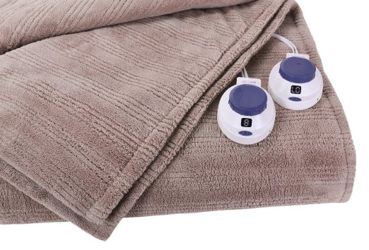 One Of The Most Soft And Plush Blankets In Heat Line Electric Many Users Cite Ultra Micro Heated Blanket As