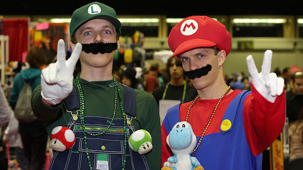How to make 8 trending halloween costumes on the cheap but the legacy of the two most famous italian plumbers lives on mario and luigi costumes are still for sale at major retailers so its solutioingenieria Images