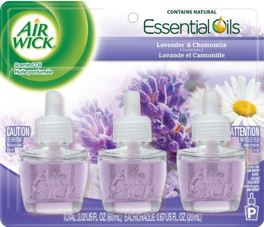 air wick scented oil air freshener