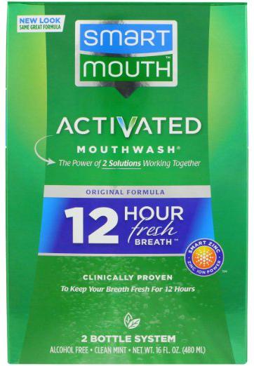 SmartMouth Mouthwash