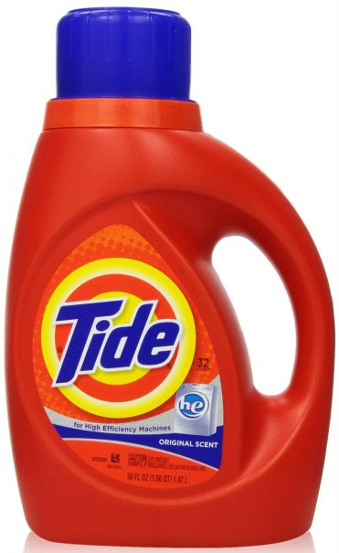 Tide Original High Efficiency
