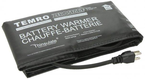 Zerostart 280 0063 Blanket Style Battery Heater