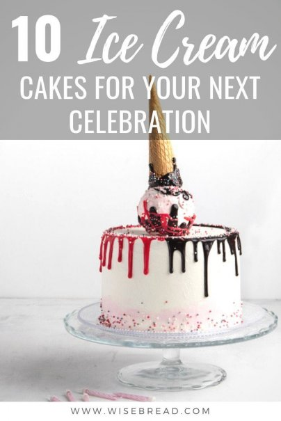 Have a dinner party coming up? Give your guests something to rave about with one of these quick, easy, and inexpensive ice cream cake recipes. | #icecream #icecreamcake #desserts