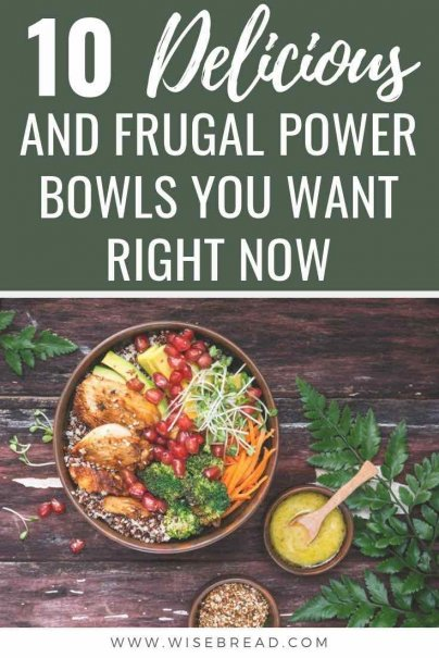 Power Bowls are filled with a variety of healthy ingredients, quinoa, vegetables, and more. Here are some tips, tricks, and winning Power Bowl combos. | #powerbowl #recipes #healthylifestyle