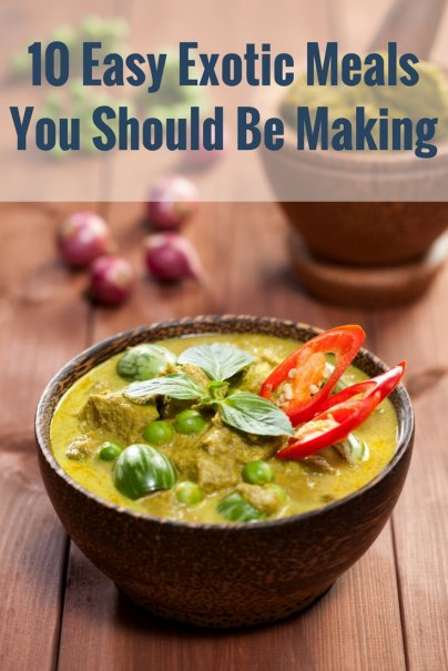 10 easy exotic meals you should be making like this article pin it 10 easy exotic meals forumfinder Image collections