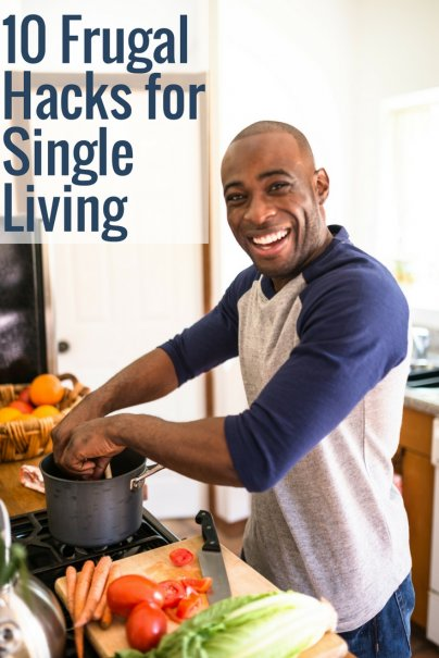10 Frugal Hacks for Single Living
