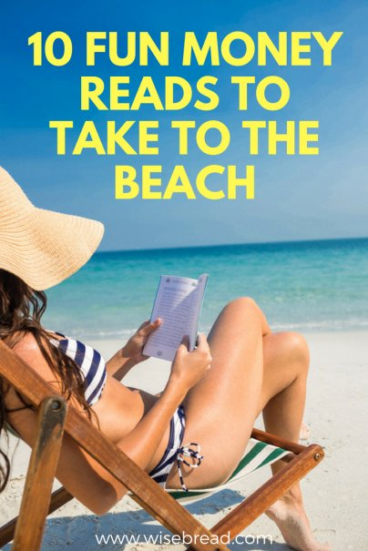 10 Fun Money Reads to Take to the Beach