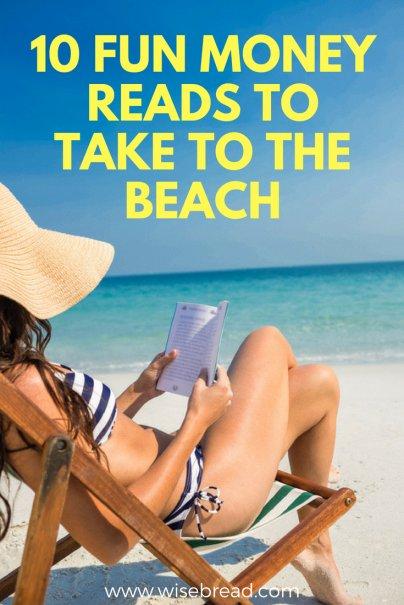 10 Fun Money Reads to Take to the Beach