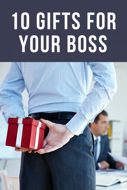 10 Gifts for Your Boss