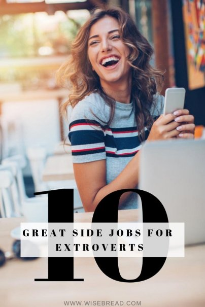 10 Great Side Jobs for Extroverts