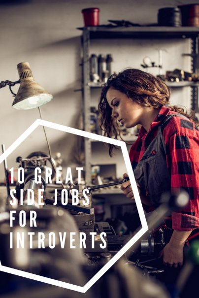 10 Great Side Jobs for Introverts