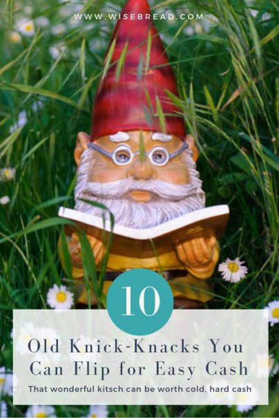 10 Old Knick-Knacks You Can Flip for Easy Cash
