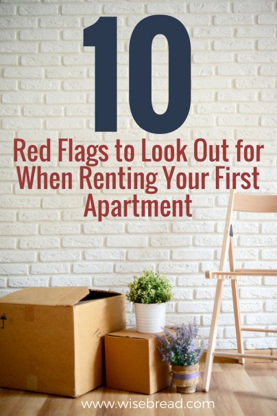 10 Red Flags to Look Out for When Renting Your First Apartment