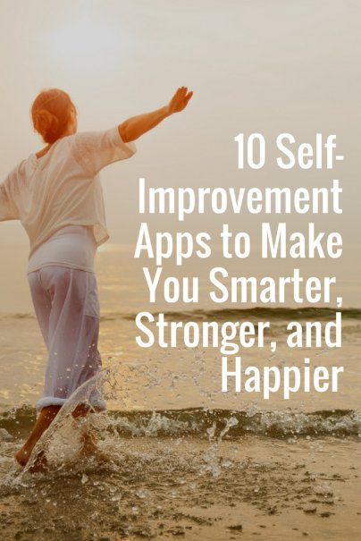10 Self-Improvement Apps to Make You Smarter, Stronger, and Happier
