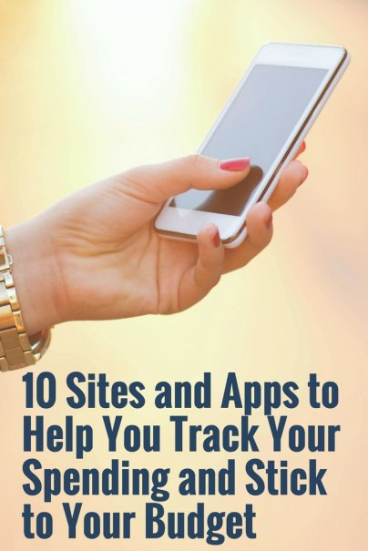 10 sites and apps to help you track your spending and stick to your
