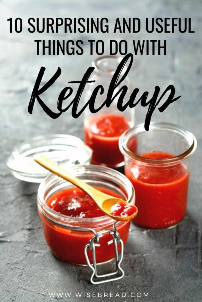 Whether you enjoy Heinz ketchup, Hunts, Del Monte, or maybe even the store's own brand, ketchup is not just for eating. Here are 10 uses for ketchup that do not involve fries. | #ketchup #foodhacks #lifehacks
