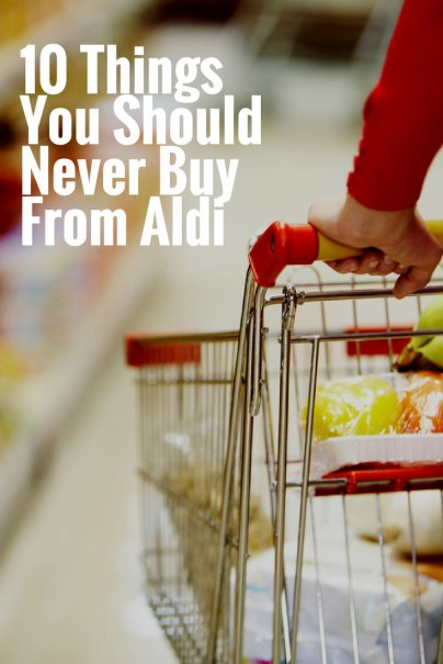 10 Things You Should Never Buy From Aldi