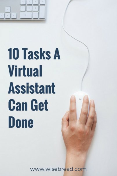 10 To-Dos A Virtual Assistant Can Get Done