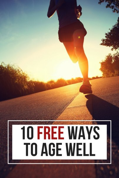 10 Ways to Age Well for $0