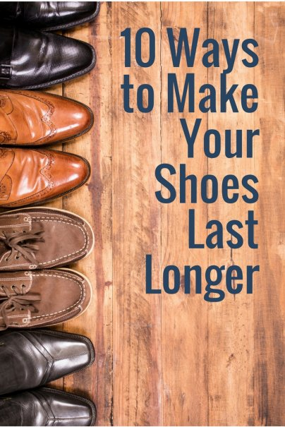 10 Ways to Make Your Shoes Last Longer