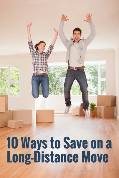 10 Ways to Save on a Long-Distance Move