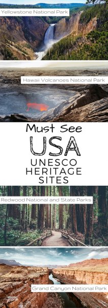 11 Incredible UNESCO World Heritage Sites Right Here in the U.S.