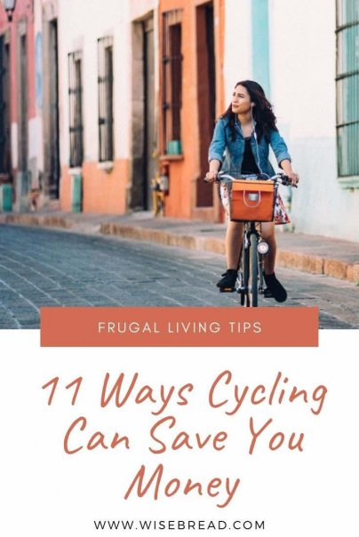 If there's one simple way to slash your budget, it's ditching your car. Opting to ride a bike is often the simplest, healthiest, and least expensive solution. Here's how riding a bike can save you money? | #bikeriding #cycling #savemoney