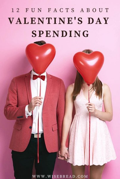 What about the costs of being a big sweetheart on Valentines Day? We've got some revealing data on our spending habits for this romantic special day? Maybe it's time to start saving money, and being more frugal and budget friendly on this day! | #budgeting #lifehacks #valentinesday